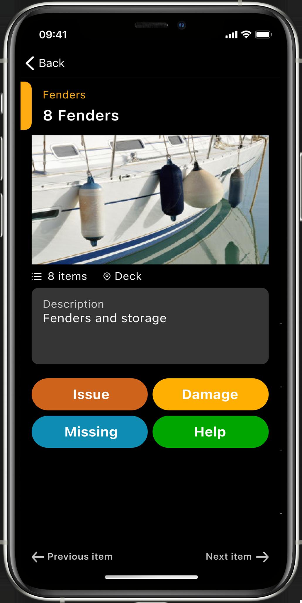 charter client app checkin